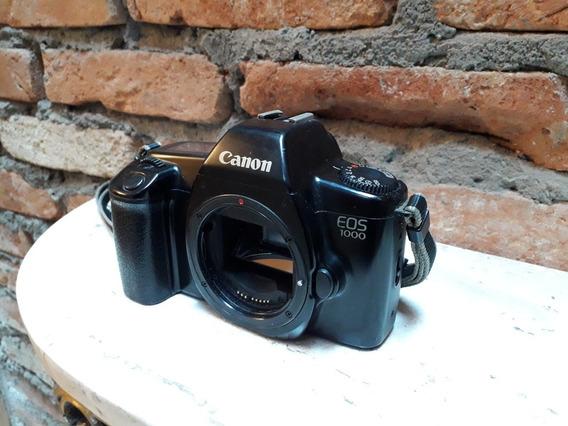 Corpo Camera 35 Mm Canon Eos 1000