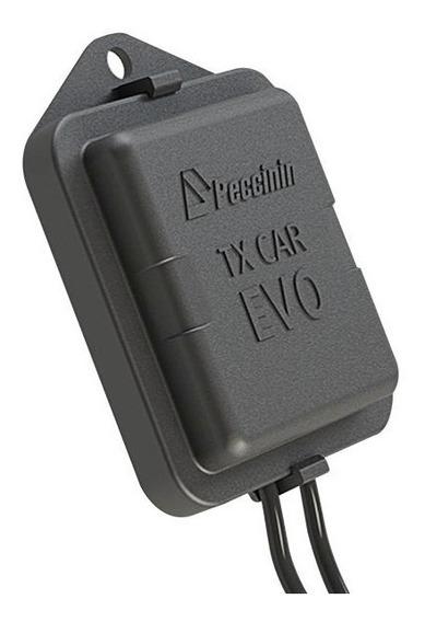 Controle Tx Car Evo P/ Farol Do Carro Peccinin Cod Light 433
