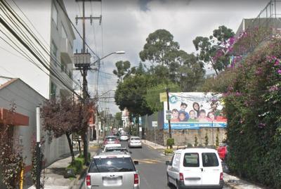 Av. Toluca, Esquina, Frente A Zona Escolar / Comercial