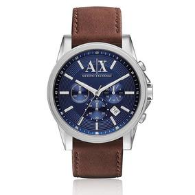Relógio Masculino Armani Exchange Analógico Ax2501/0an Fundo