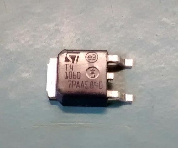 (5pçs) - Triac T4 1060 Smd - Original