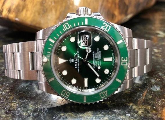 Rolex Submariner Date Hulk - Aceito Troca