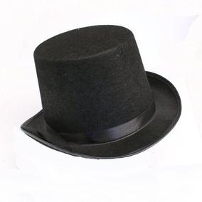 Sombrero De Mayordomo Deluxe Negro Mago De Butler Formal