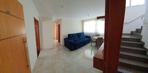 Imagem 1 de 22 de Apartamento À Venda, 3 Quartos, 1 Suíte, 2 Vagas, Cabral - Contagem/mg - 25114