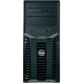 Servidor Dell Poweredge T110ll Xeon, Placa Matrox, Hd 5,5tb
