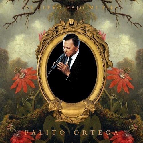 Imagen 1 de 3 de Palito Ortega Te Llevo Bajo Mi Piel Cd Nuevo