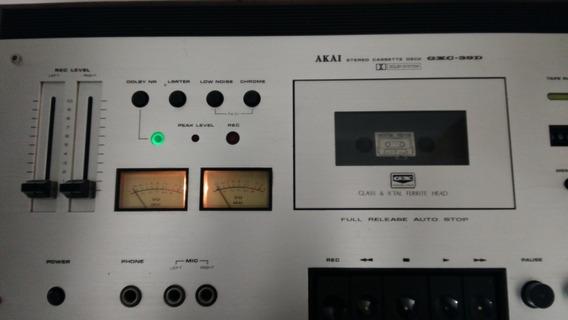 Tape Deck Akai Gxc39d