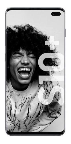 Imagen 1 de 2 de Samsung Galaxy S10+ 128 Gb Negro Prisma 8 Gb Ram