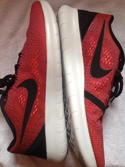 Tenis Nike Free Rn Hombre No.8 Originales