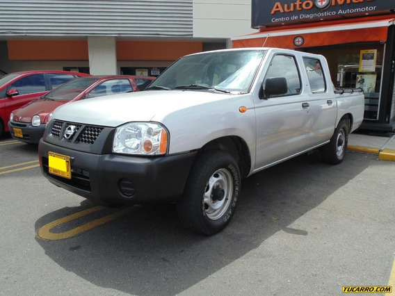 Nissan Frontier Np300 2.4 Mt