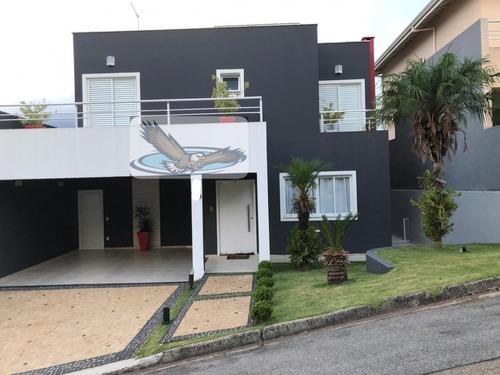 Casa A Venda No Bairro Itatiba Country Club Em Itatiba - Sp. - Ca2384-1