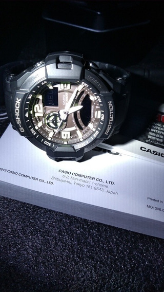 Casio G Shock Gravtymaster Ga1000 1aEsse Valor Só Hoje!!!