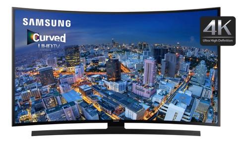 Imagem 1 de 4 de Tv Samsung Curva 40 Polegadas Full Hd