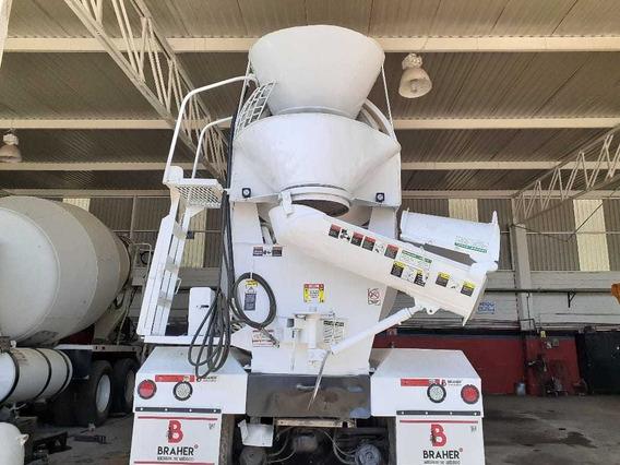 Camión Revolvedor International Hormigonero Para Concreto