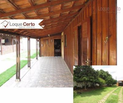 Chácara Rural À Venda, Recreio Campestre Internacional Viracopos Vi, Indaiatuba. - Ch0011