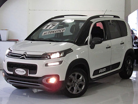 Citroën Aircross 1.6 16v Shine Flex Automatico 2017 Top
