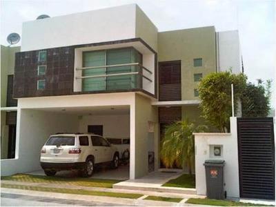 Casa Sola En Renta Fracc Villa Palmeras