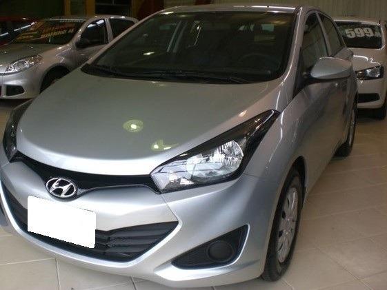 Hyundai Hb20 1.6 Comfort Plus Prata 16v Flex 4p