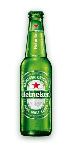 Cerveza Heineken Bandeja X 24 - mL a $8