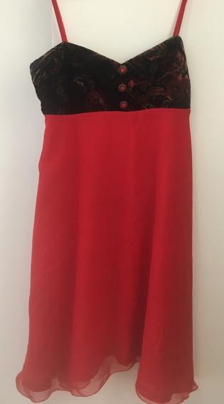 Vestido - Noche - Diseño: Claudia Larreta - Como Nuevo