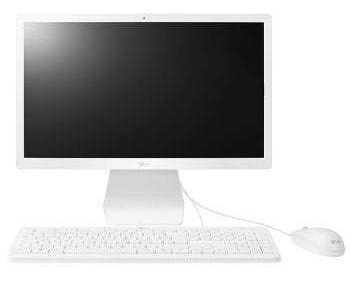 Computador Aio Lg 22v280 21,5 N4100 4gb Hd500 W10 - Conlg00
