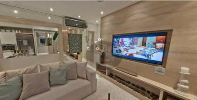 Apartamento Com 3 Dormitórios À Venda, 113 M² Por R$ 1.300.000 - Vila Mariana - São Paulo/sp - Ap0484