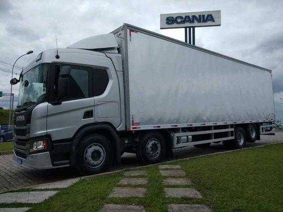 Scania P 320, Bitruck (8x2), 2019 Scania Seminovos Pr