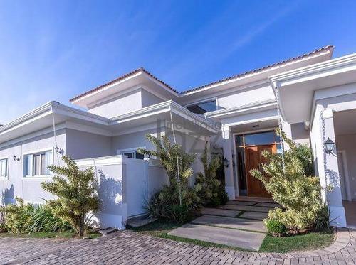 Chácara Com 4 Dormitórios À Venda, 2780 M² Por R$ 3.900.000,00 - Terras De Itaici - Indaiatuba/sp - Ch0429