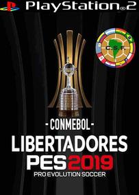 Pes 2019 Comebol Libertadores ,jogos Ps2, ( Maio )