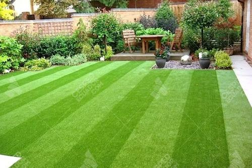 Césped Sintético Decorativo Para Recubrir Tu Jardín