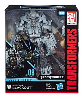 Muñeco Transformers Hasbro E0703 Studio Series Deluxe 22 Cm