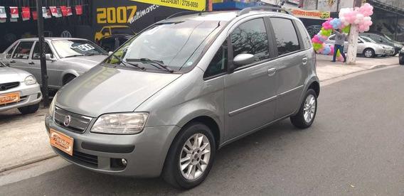 Fiat Idea 1.4 Elx Flex 2010 !!!