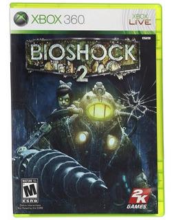 Juego Bioshock 2 Para Xbox 360 Nuevo Blakhelmet E