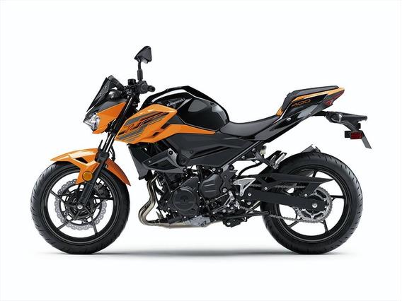 Moto Kawasaki Z 400 Abs