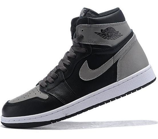 Zapatillas Nike Air Jordan 1 Gris Oscuro 39-45