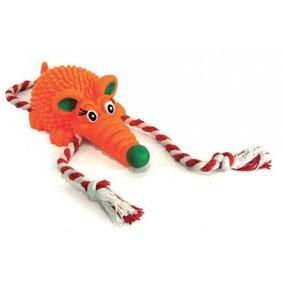 Brinquedo Camundongo Gde C/corda