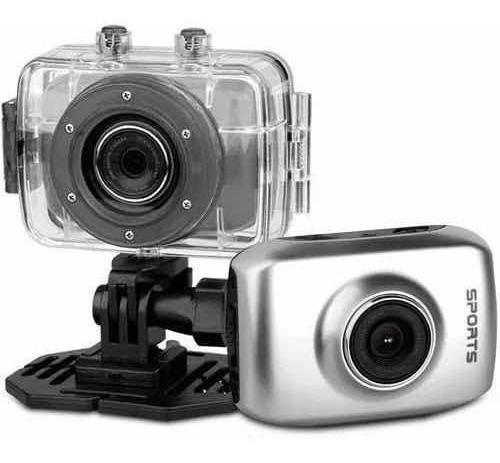 Câmera Action Camcorder Sports Hd Com Nfe E Garantia