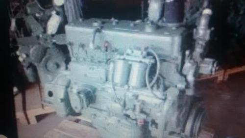 Imagem 1 de 2 de Motor Mercedes Bens 1113