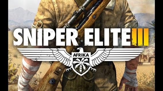 Sniper Elite 3 Ultimate Edition - Xbox One Mídia Física