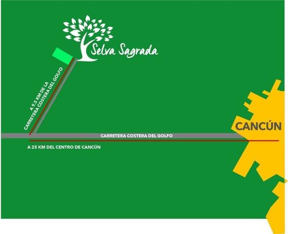 Desarrollo Campestre: Selva Sagrada, 46ha, Smza 106, Cancún, Q. Roo.
