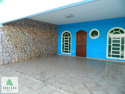 Venda Casa 5 Salas Comercial Terreno 287 Mts² - 4459