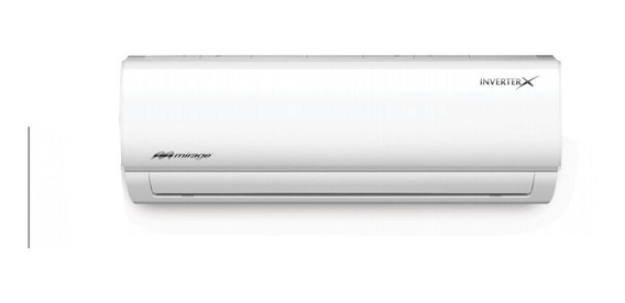 Minisplit Inverter 110v Mirage 1 Ton 12000 B Mod X 2019 Msi