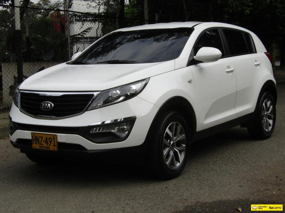 Kia New Sportage Revolution 2000 Cc Mt 4x2