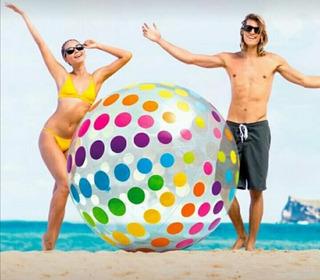 Pelota Inflable Gigante Para Playa Y Piscina