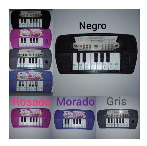Mini Piano 13cm Juguete Musical Niño Niña Bebe Regalo