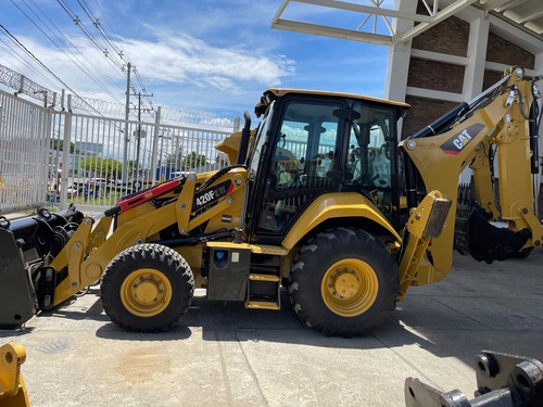 Retroexcavadora Caterpillar 420f2it Modelo 2019 Horas: 3.200