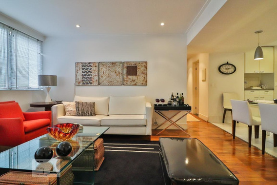 Apartamento Para Aluguel - Sumaré, 2 Quartos, 81 - 893101205