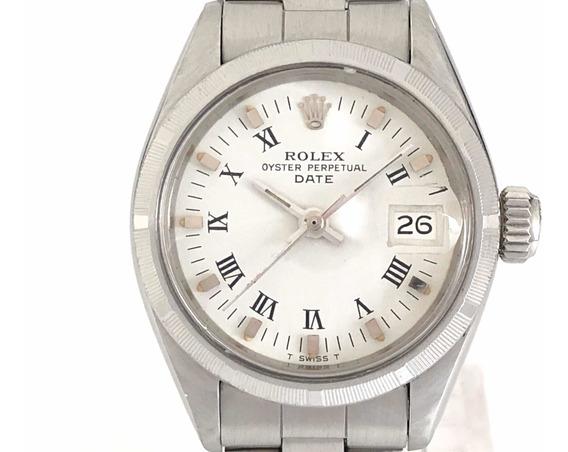 Rolex Oyster Perpetual Date 6919, Solo Reloj.