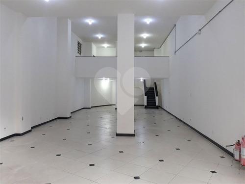 Salão Comercial Com 149 Metros Para Loja Na Região Da Jardim Paulista - Locação - 226-im538086
