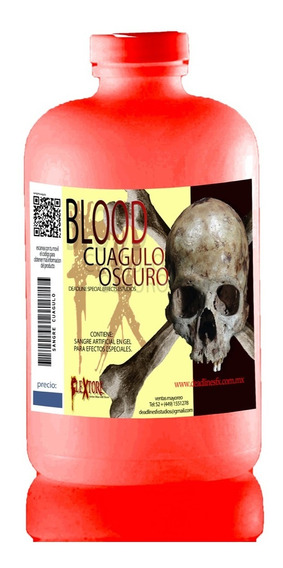 Sangre Falsa Profesional 250 Ml. Deadline Sfx Studios